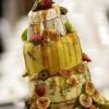 Charm your guests with a Cheese Tower wedding cake