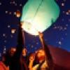 Sky lanterns 4 Africa
