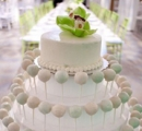 Cake Pop Wedding Cake – Chic and Practical