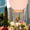 Hot Air Balloon Centerpiece | Table Decor ideas