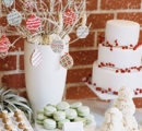 Festive Inspiration | Red themed wedding