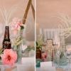 Infuse shabby-chic theme into your wedding decor