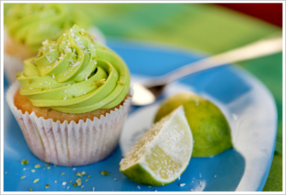lime-coconut-cupcakes