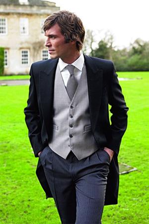 Morning Suit Menswear for Weddings