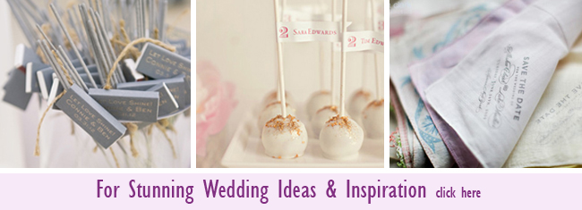 Find Wedding ideas and Inspiration