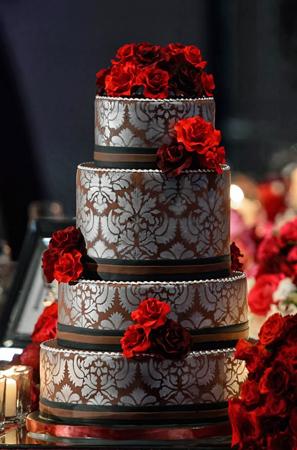 How To Make A Beautiful Wedding Cake Using Cake Mixes