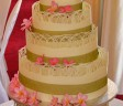 Wedding cakes by Henno in Cape Town