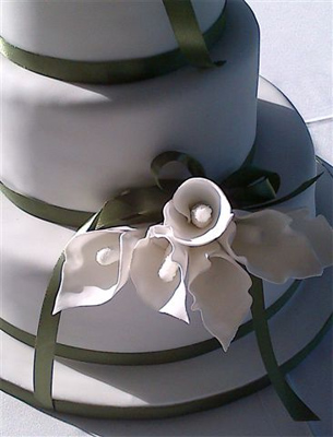 Designer Cakes By Cezanne Cape Town Wedding