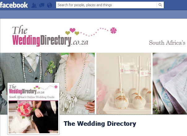The Wedding Directory Facebook Page