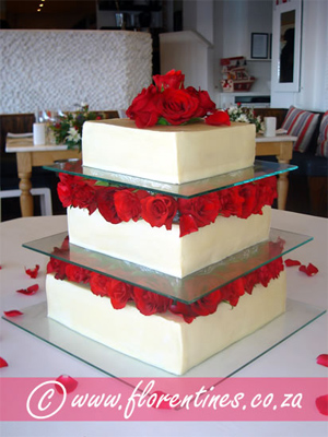Floine Cakes Cape Town Wedding