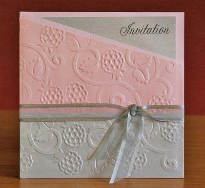 Personalised printers embossed wedding invitations durban kzn embossed wedding invitations stopboris Choice Image