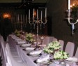 Settings wedding decor hire
